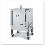 "30"" Gravity Feedâ""¢ Charcoal Smoker - VCPS"